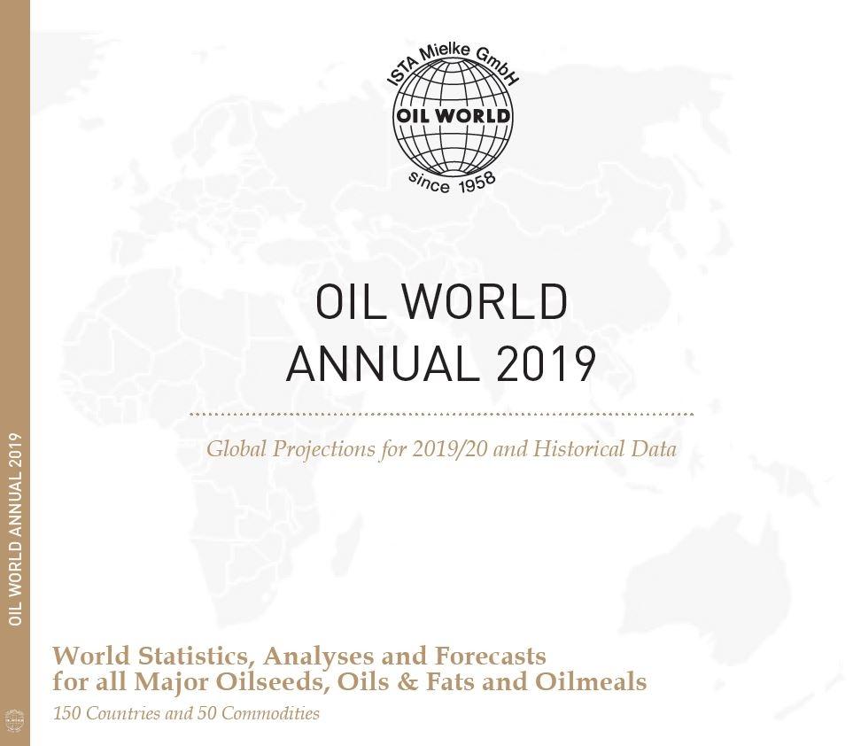 OIL WORLD ISTA Mielke GmbH: Independent Global Market