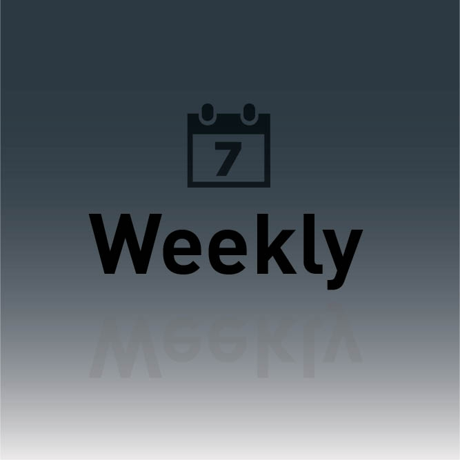 weekly graphics