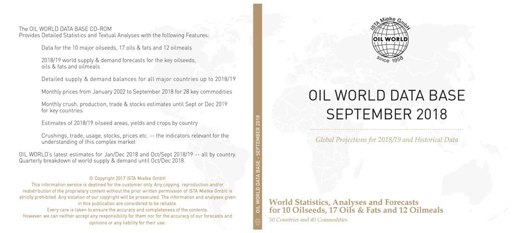 Data Base | OILWORLD biz